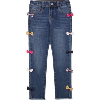 material Girl slim jeans Billieblush U14406 Blue