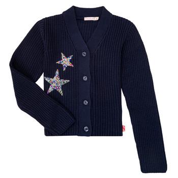material Girl Jackets / Cardigans Billieblush / Billybandit U15758 Blue