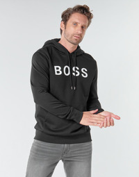 material Men sweaters BOSS SEEGER 26BV Black