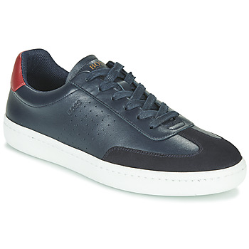 Shoes Men Low top trainers BOSS RIBEIRA TENN LTWT Marine