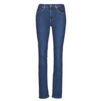 material Women straight jeans Levi's 724 HIGH RISE STRAIGHT Bogota / Calm