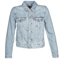 material Women Denim jackets Levi's ORIGINAL TRUCKER All / Mine