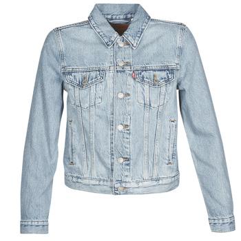 material Women Denim jackets Levi's ORIGINAL TRUCKER All / Mine