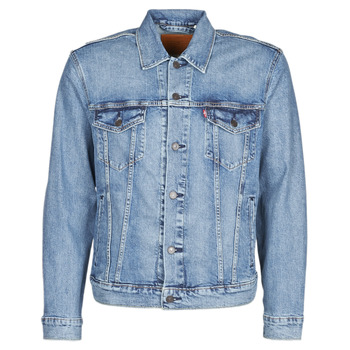 material Men Denim jackets Levi's THE TRUCKER JACKET Triad / Trucker