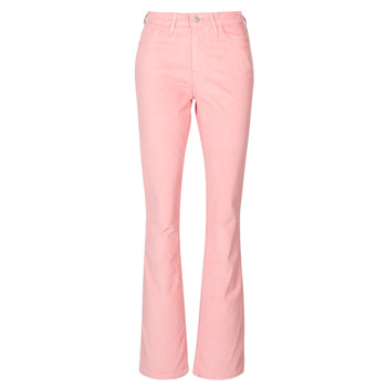 material Women bootcut jeans Levi's 725 HIGH RISE BOOTCUT Blush / Luxe / Cord