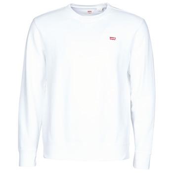 material Men sweaters Levi's NEW ORIGINAL CREW White
