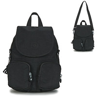 Bags Women Rucksacks Kipling FIREFLY UP Black