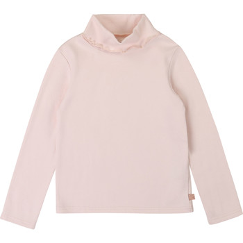material Girl Long sleeved shirts Carrément Beau Y15334 Pink