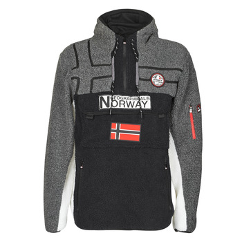 material Men Fleeces Geographical Norway RIAKOLO Black