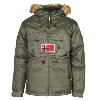 material Men Parkas Geographical Norway BENCH Kaki