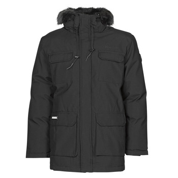 material Men Parkas Geographical Norway BATNA Black