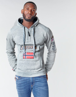 material Men sweaters Geographical Norway GYMCLASS Grey / Mix