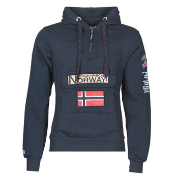 material Men sweaters Geographical Norway GYMCLASS Marine