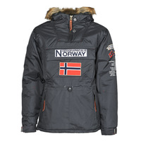 material Men Parkas Geographical Norway BARMAN Grey / Dark