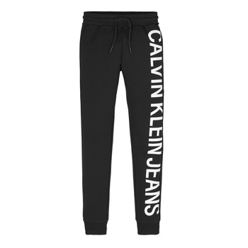 material Boy Tracksuit bottoms Calvin Klein Jeans IB0IB00674-BEH Black