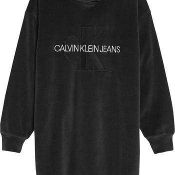 material Girl Short Dresses Calvin Klein Jeans IG0IG00711-BEH Black