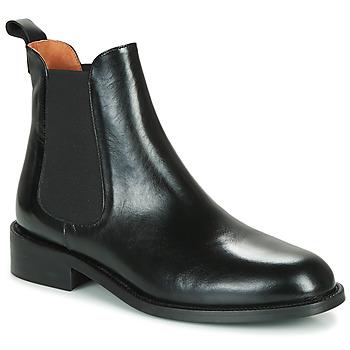 Shoes Women Mid boots Jonak DAGOS Black