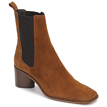 Shoes Women Ankle boots Jonak BERGAMOTE Brown