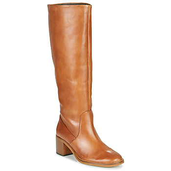 Shoes Women Boots Jonak MAMELI Camel