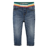 material Girl Skinny jeans Levi's PULLON RAINBOW SKINNY JEAN Blue