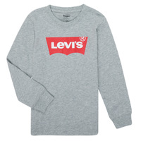 material Boy Long sleeved shirts Levi's BATWING TEE LS Grey