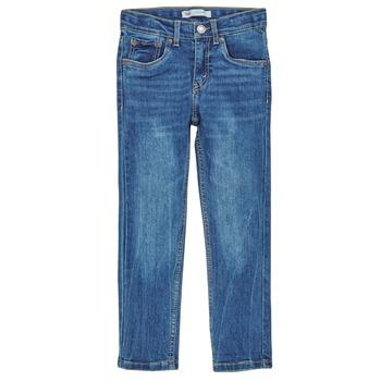 material Boy Skinny jeans Levi's 510 SKINNY FIT COZY JEAN Blue