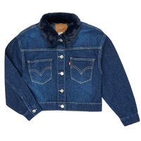 material Girl Denim jackets Levi's OVERSIZED TRUCKER Thames