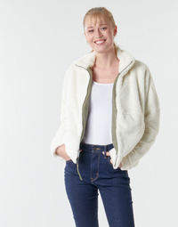 material Women Fleeces Columbia BUNDLE UP FULL ZIP FLEECE White