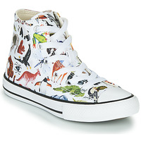 Shoes Children High top trainers Converse CHUCK TAYLOR ALL STAR - SCIENCE CLASS White / Multicolour