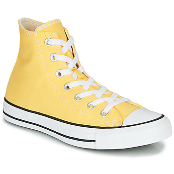 Shoes Women High top trainers Converse CHUCK TAYLOR ALL STAR - SEASONAL COLOR Yellow
