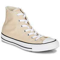 Shoes Women High top trainers Converse CHUCK TAYLOR ALL STAR - SEASONAL COLOR Beige