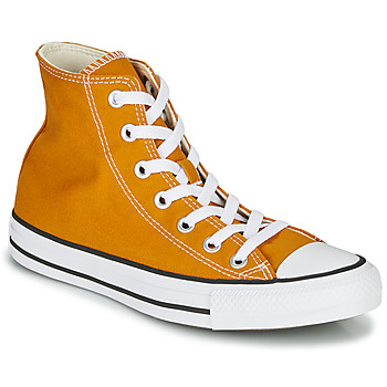Shoes Women High top trainers Converse Chuck Taylor All Star - Seasonal Color Mustard