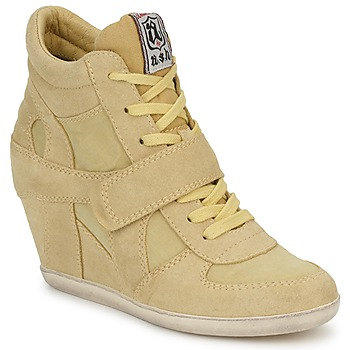 Trainers Ash BOWIE Yellow / Pastel 350x350