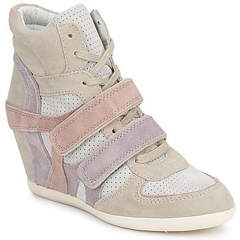 Trainers Ash BIXI Pink / Violet / Grey 350x350