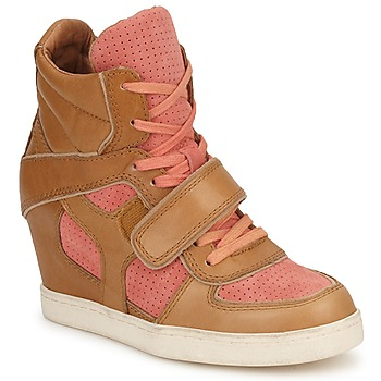 Trainers Ash COCA Brown / CORAL 350x350