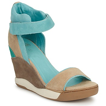 Sandals Ash HELOISE Brown / Blue 350x350