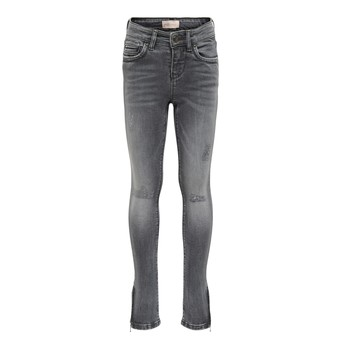material Girl slim jeans Only KONKENDEL Grey