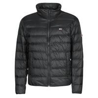 material Men Duffel coats Tommy Jeans TJM PACKABLE LIGHT DOWN JACKET Black