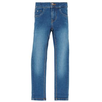 material Girl slim jeans Name it NKFPOLLY Blue / Medium