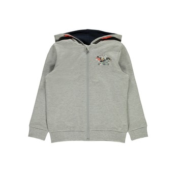 material Boy sweaters Name it NKMKANG Grey