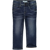 material Boy slim jeans Name it NMFRANDI Blue / Medium