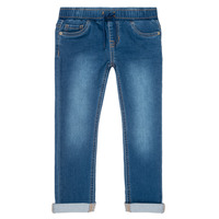 material Boy slim jeans Name it NMMROBIN Blue