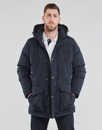 material Men Duffel coats Tommy Hilfiger TOMMY DOWN HDD PARKA Marine