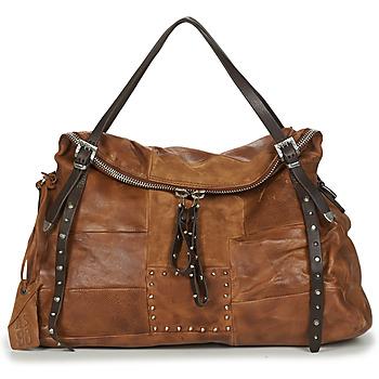 Bags Women Handbags Airstep / A.S.98 ACONA Camel