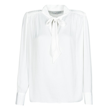 material Women Shirts Morgan OLIAB White