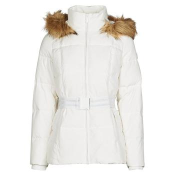 material Women Duffel coats Morgan GORAL Off / White