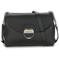 Bags Women Shoulder bags LANCASTER FOULONNE PIA Black
