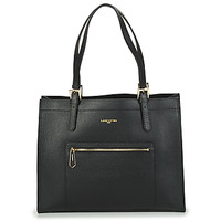 Bags Women Shoulder bags LANCASTER FOULONNE DOUBLE Black