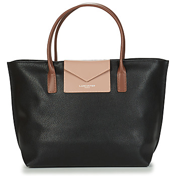 Bags Women Shopper bags LANCASTER MAYA Black