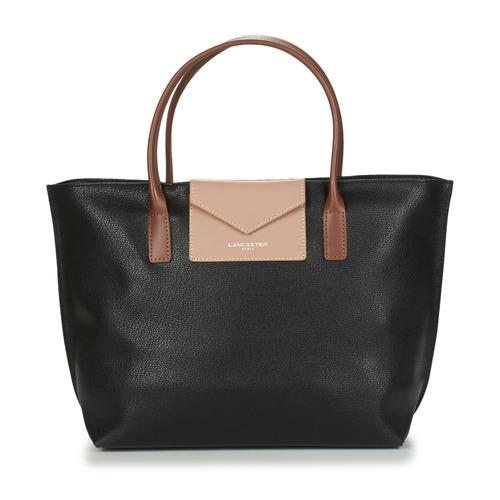 Bags Women Shopper bags LANCASTER MAYA Black
